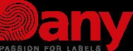 ETICHETTIFICIO DANY Logo